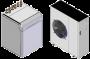 термопомпи, модели HSW и HXA