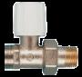 радиаторен вентил прав за свръзка 24x19