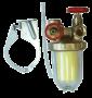филтър нафтов, еднотръбна система Oventrop