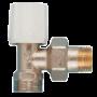 радиаторен вентил ъглов за свръзка 24x19
