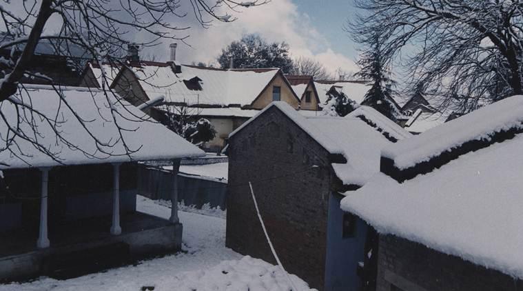 Snow TENG