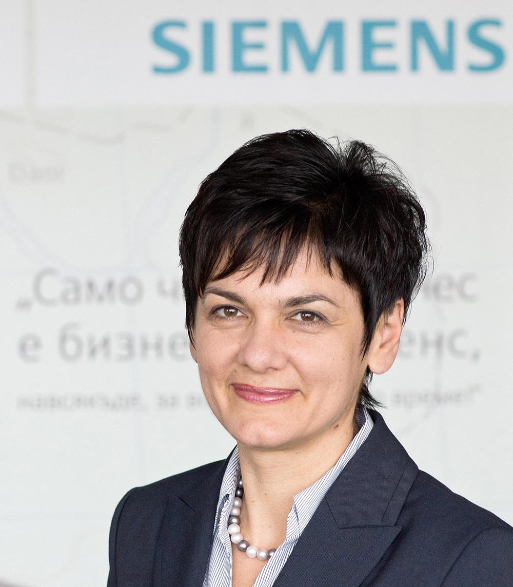 Boryana Manolova Siemens