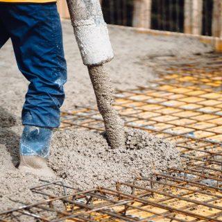 concrete core