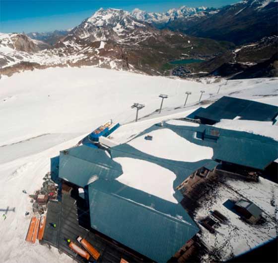 Нови висини на ефективност в Алпите