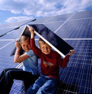 В Казанлъшко изграждат най-голямата европейска фотоволтаична система